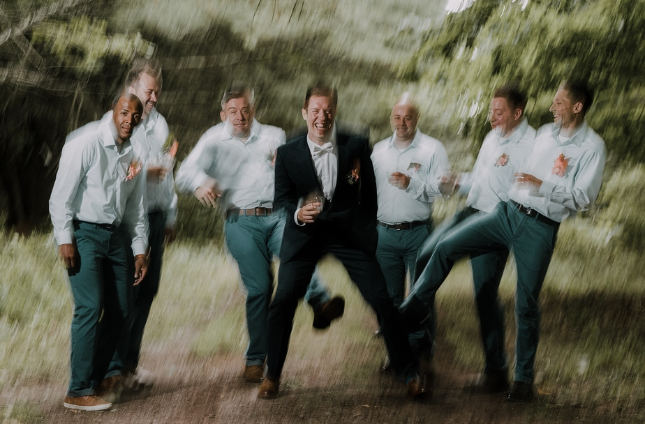 Dancing at a Highlands Country Club Wedding in Garrison, NY