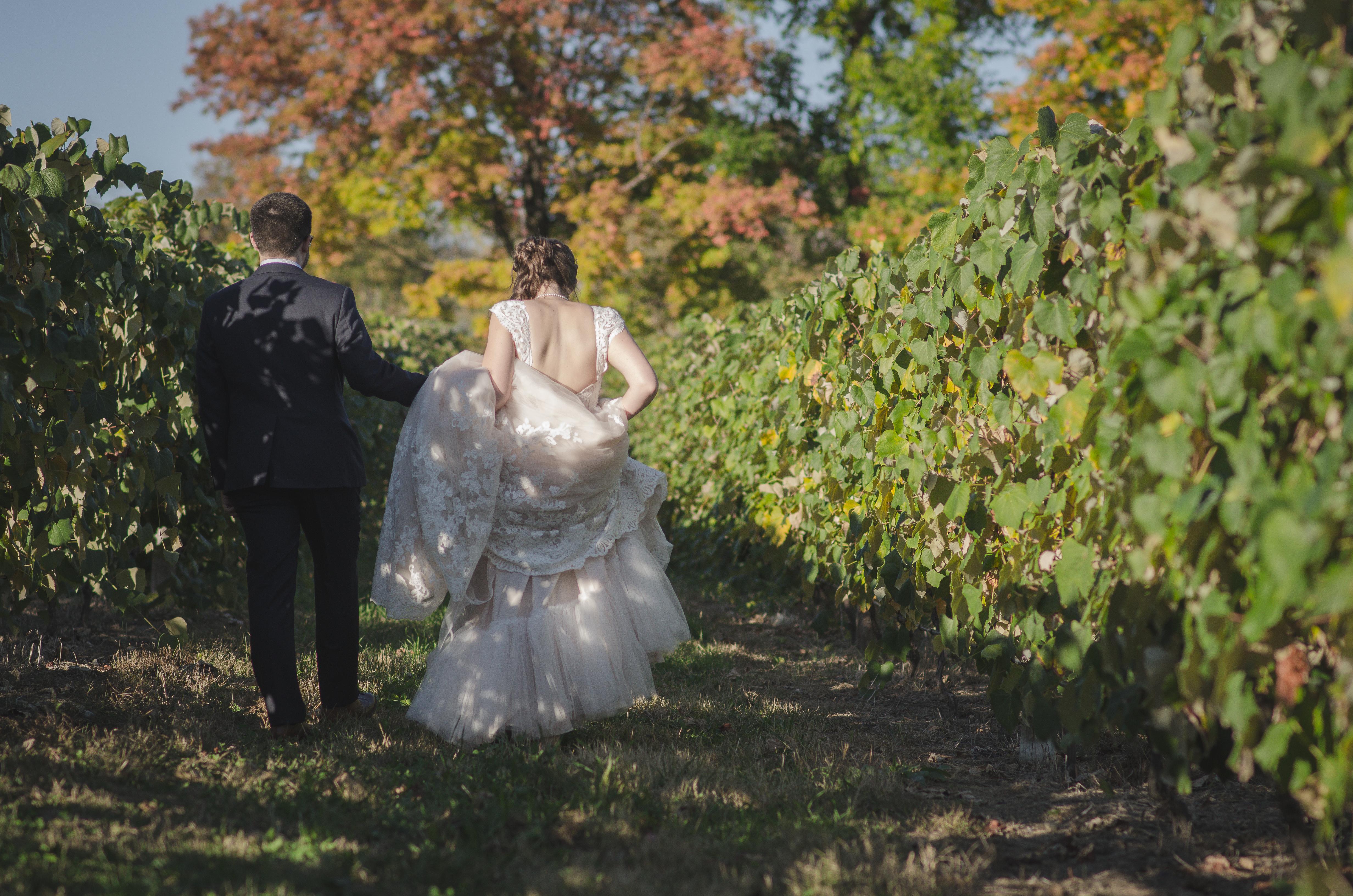 Bad Seed Cider Wedding in Highland, NY