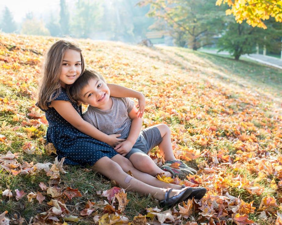 Natural LIght Children's Portait