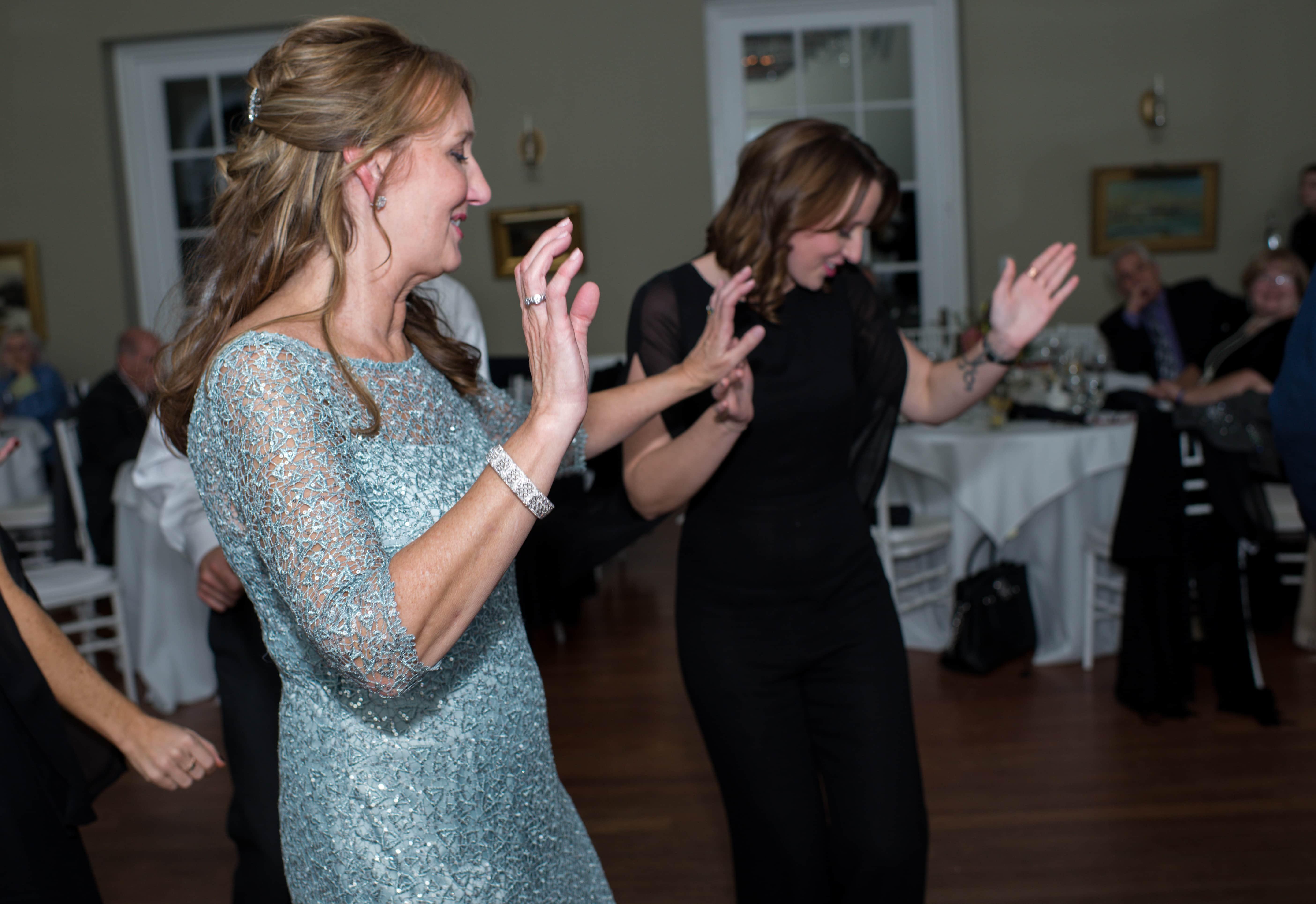 Highlands Country Club Wedding Reception in Garrison, NY