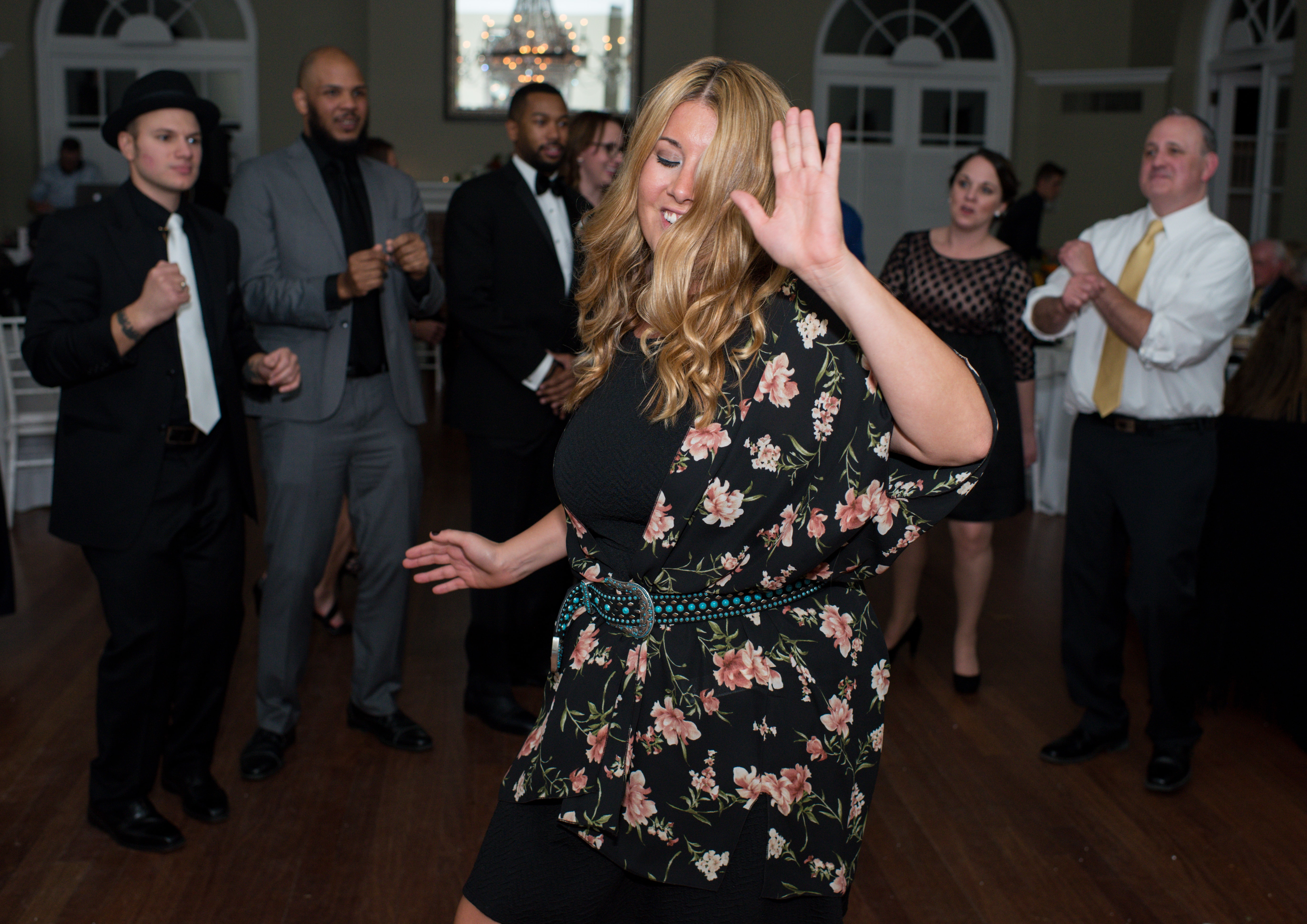 Hudson Valley Wedding Photography at Highlands Country Club Wedding Reception in Garrison, NY