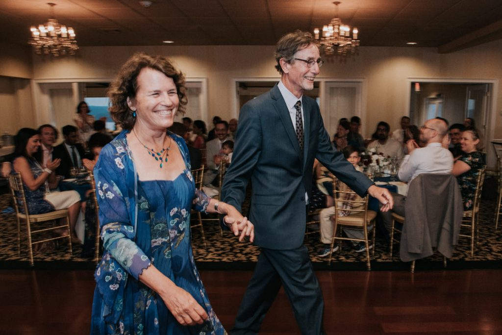 Dutchess Manor wedding reception photo