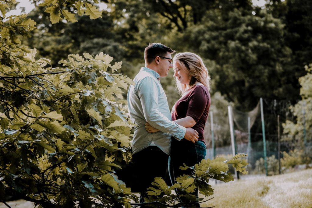 Hudson Valley New York Engagement Photographer