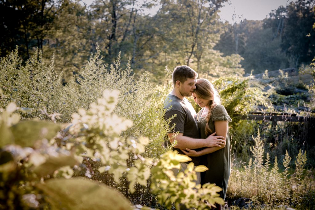 Engagement photographers in the Hudson Valley