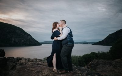 Engagement Session | Cold Spring, NY | Amber and Paul