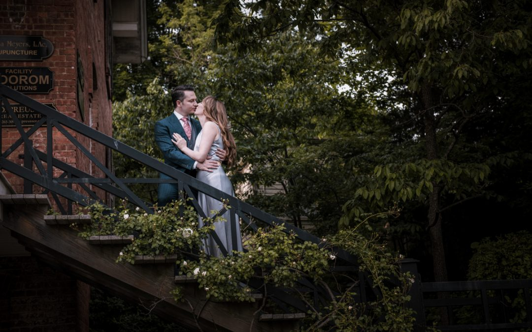 Garrison Wedding Elopement | Kathleen + Nick
