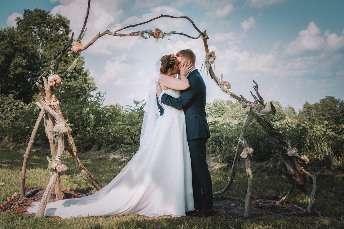 bad seed wedding ceremony