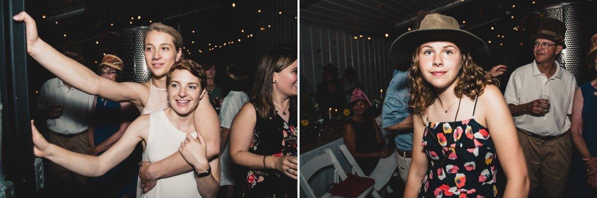 reception wedding photographers