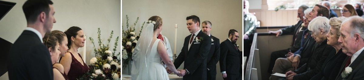 university settlement wedding