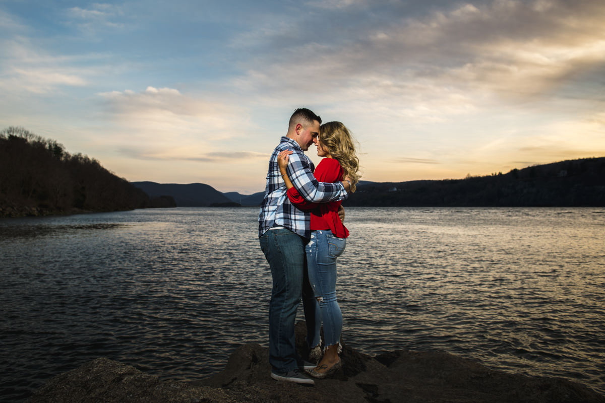 westchester engagement photographers