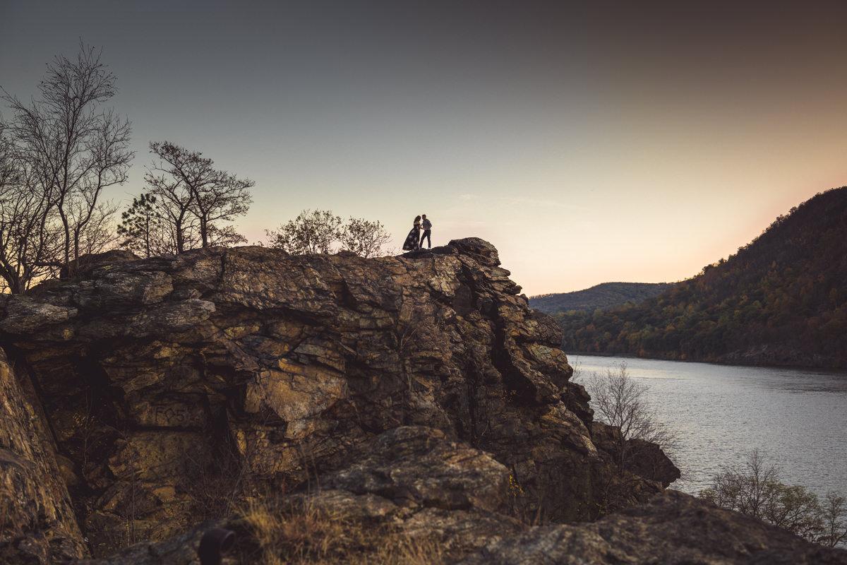 adventure engagement photographers