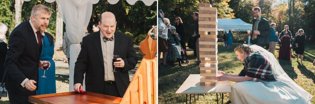 upstate jamboree wedding photo in beacon ny