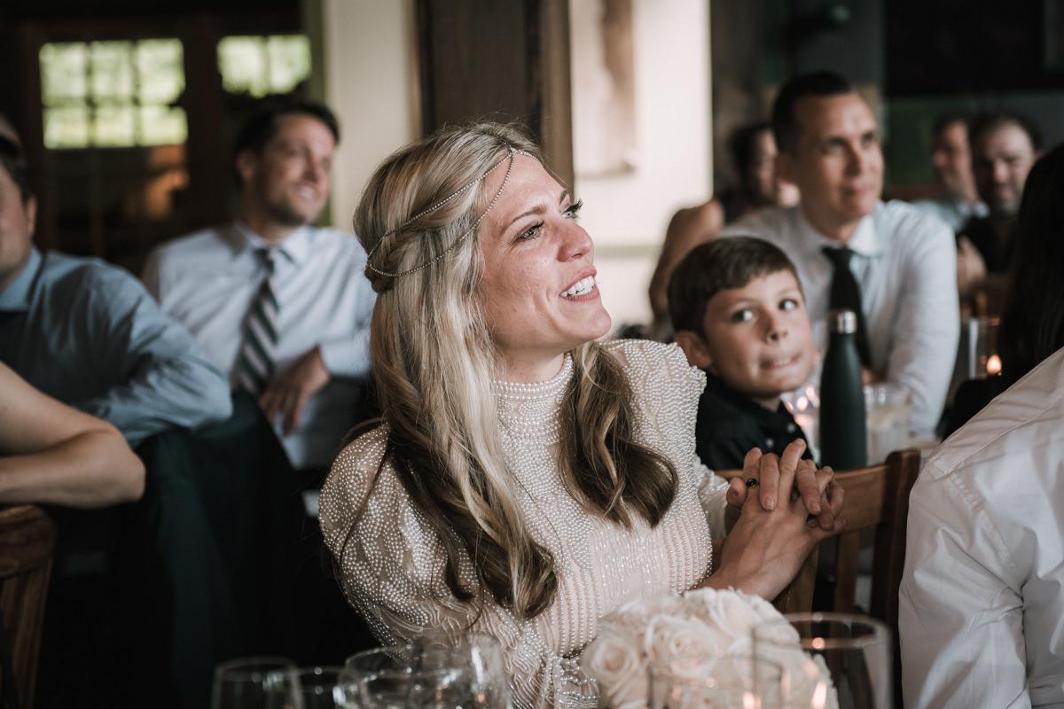 peekamoose restaurant wedding