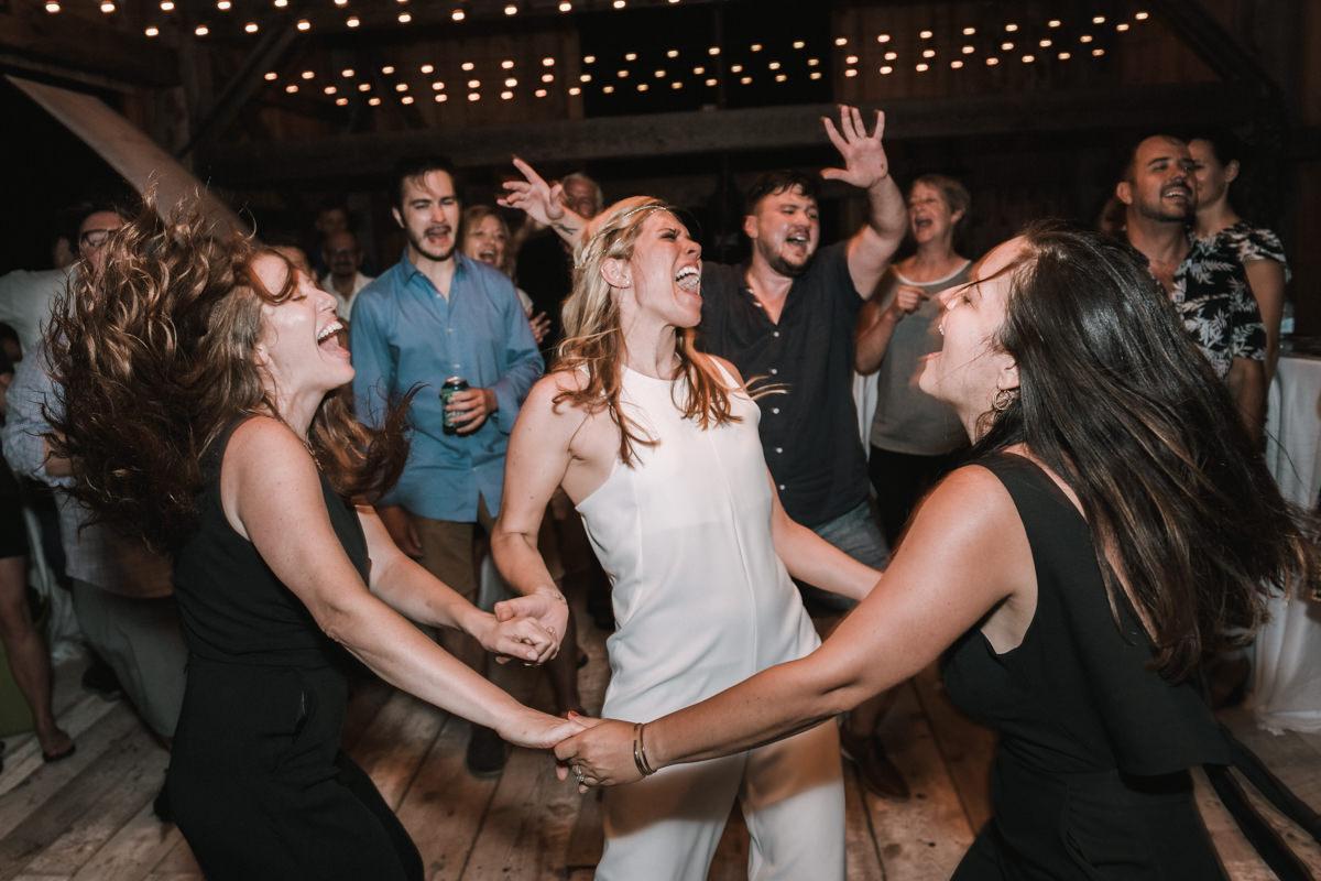 Upstate Barn Wedding