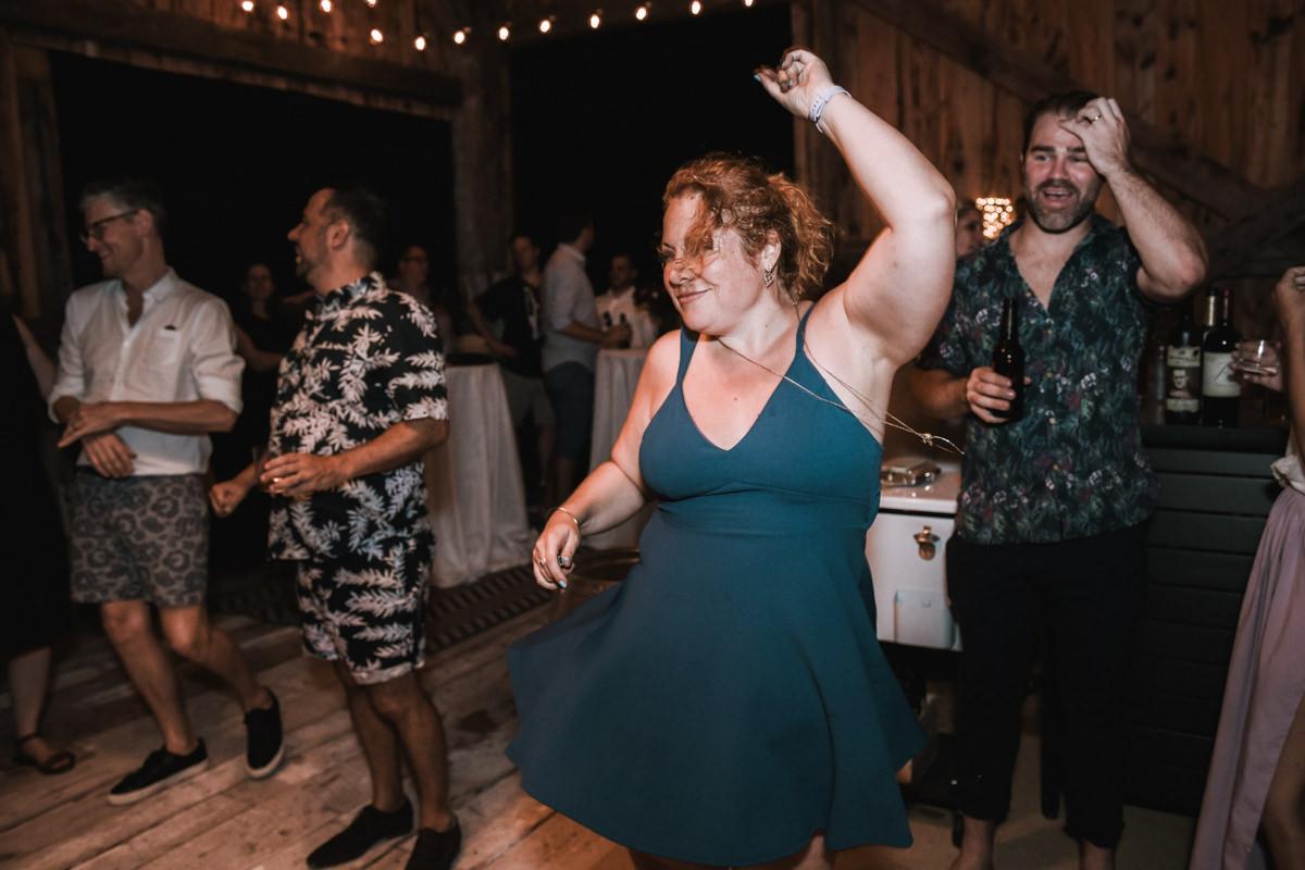 alternative wedding in the catskills
