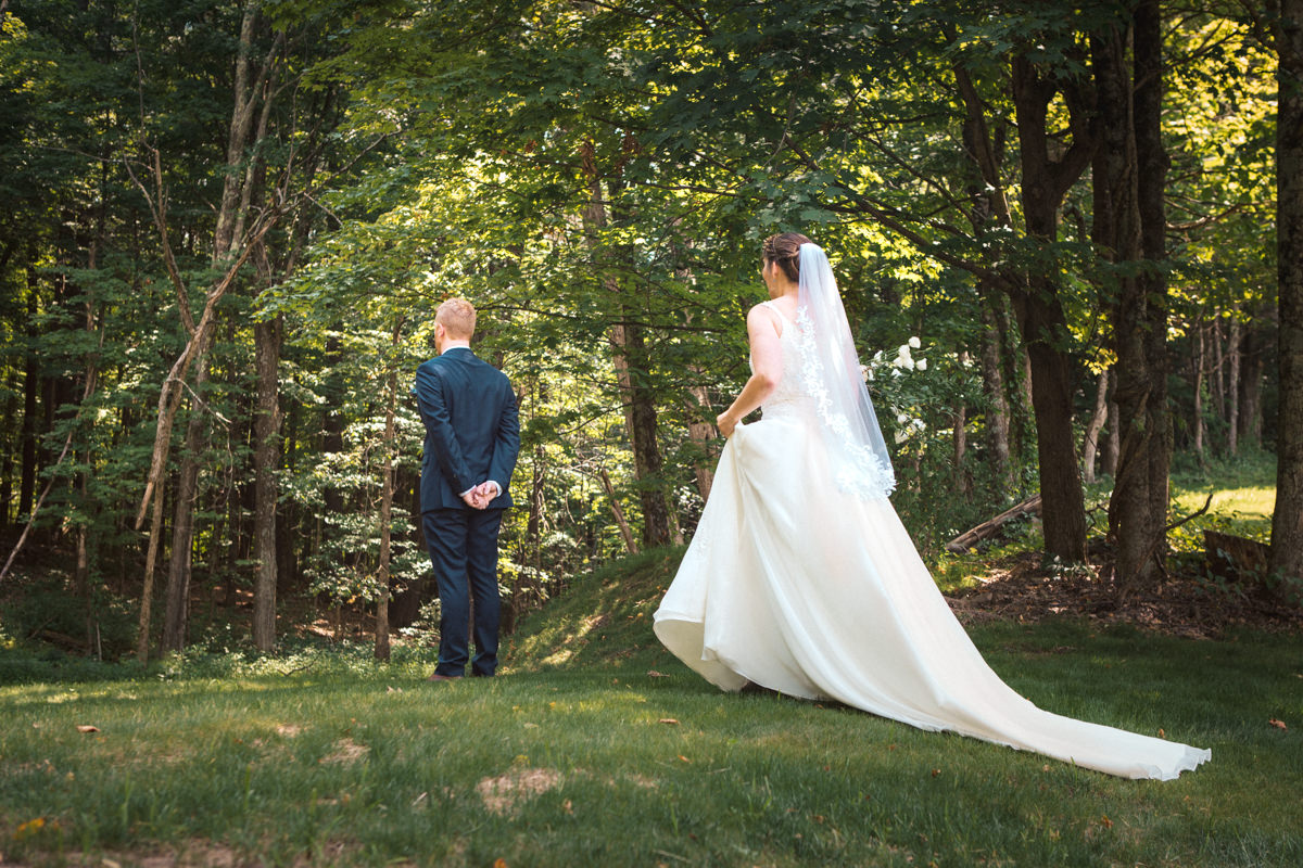 hudson valley engagement and adventure elopement