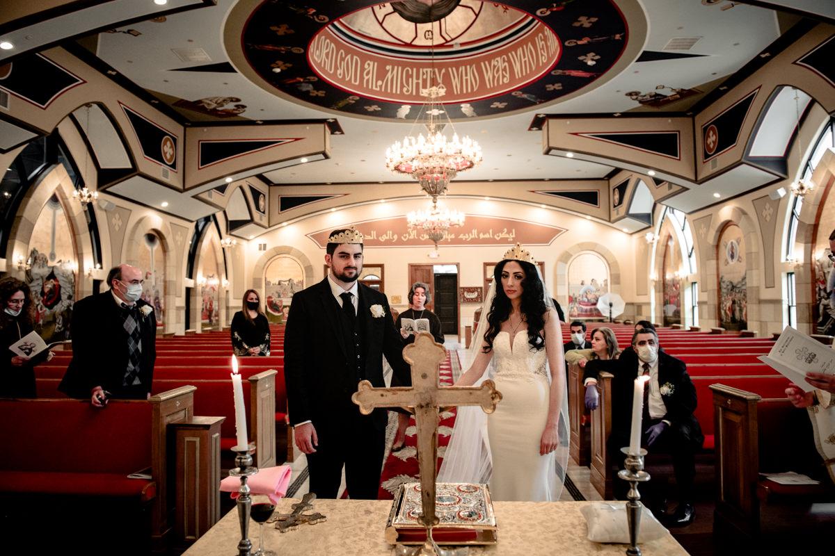 eastern catholic wedding ceremony