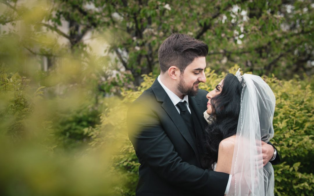 Poughkeepsie Wedding Photographer: St. James Church Ceremony