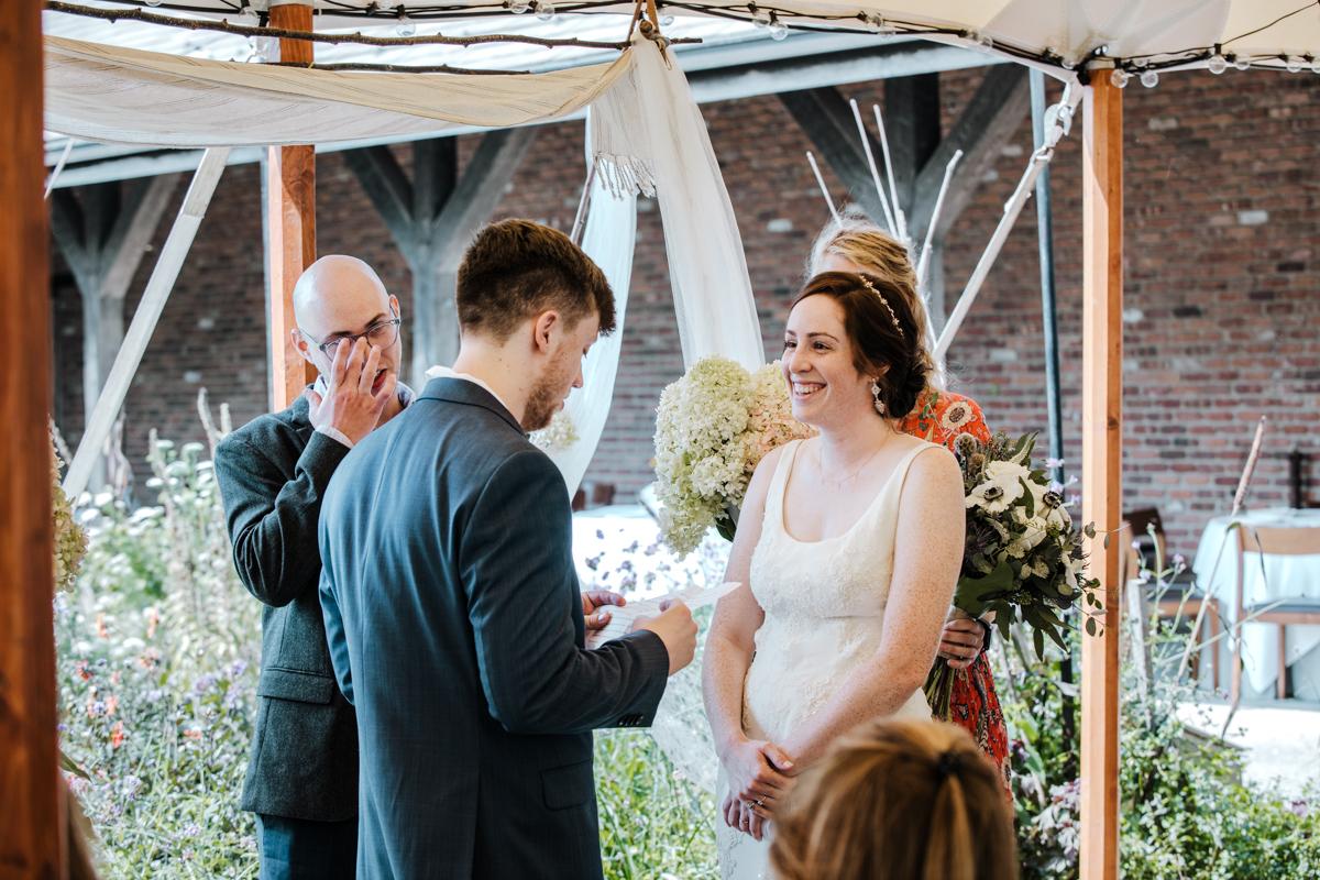 blue hill stone barn wedding photographer