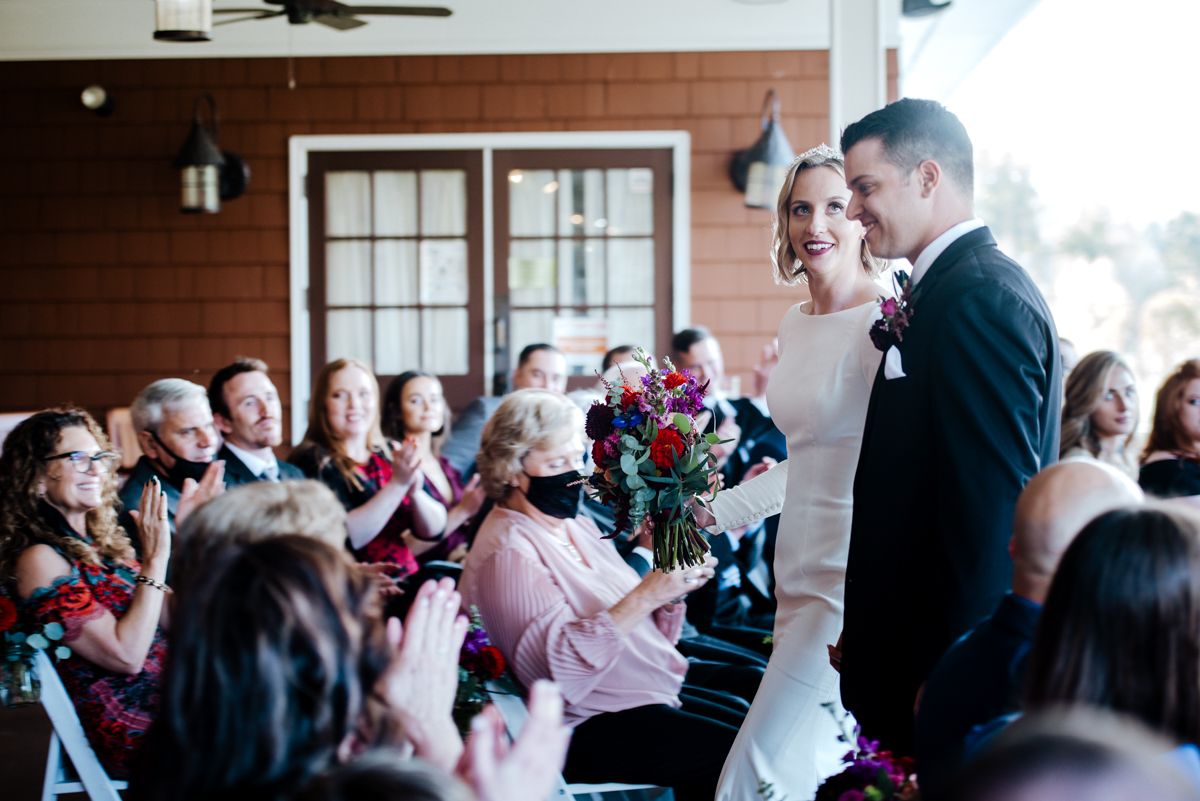 hudson valley micro wedding at Hollow Brook