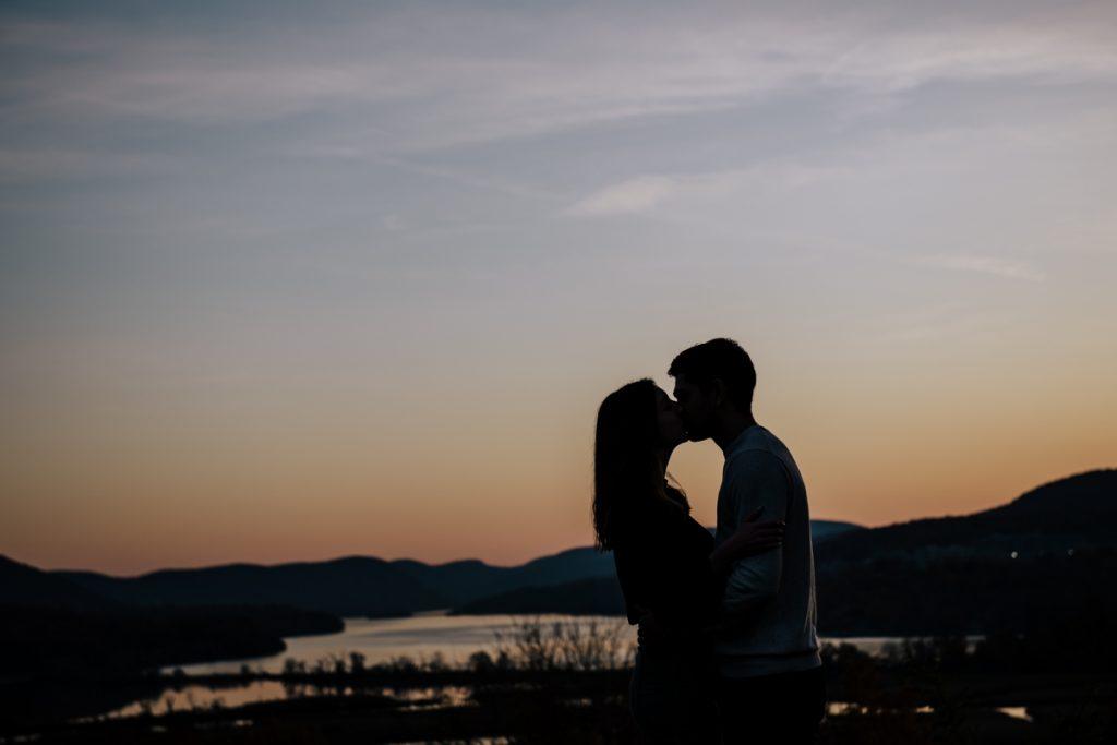 Engagement at Boscobel NY