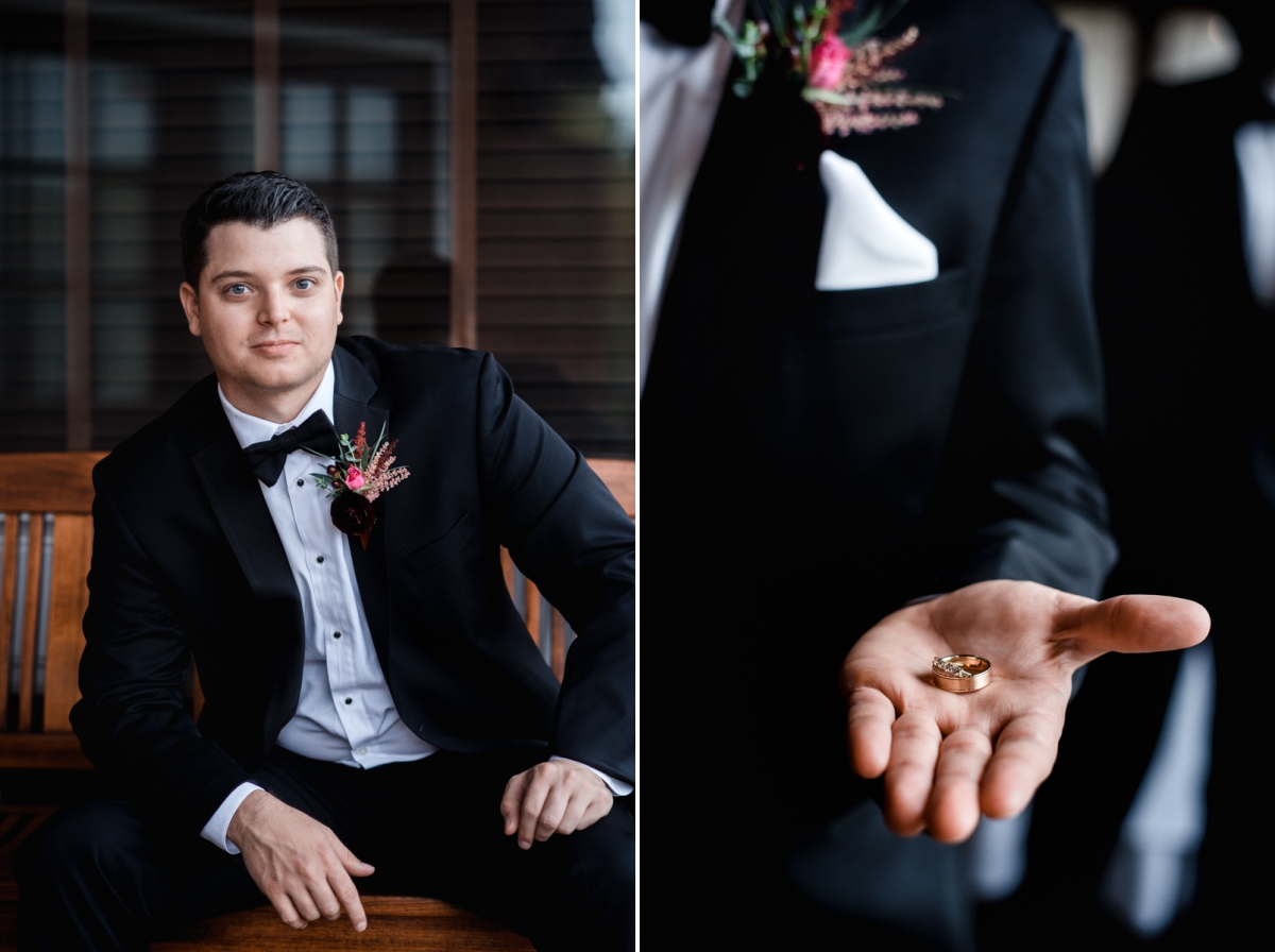 Hollow brook wedding in westchester ny