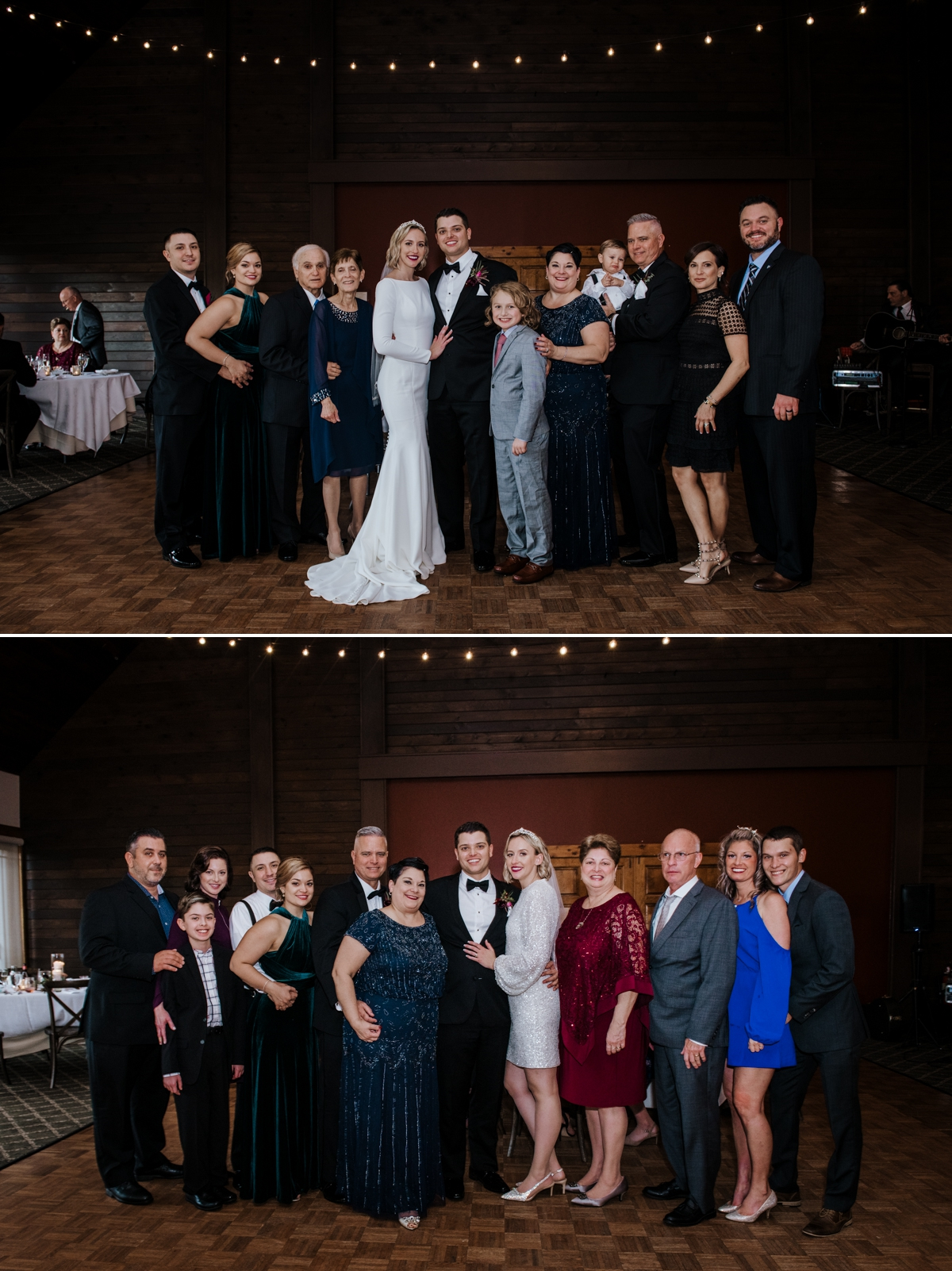 hollow brook wedding reception in cortlandt manor, ny